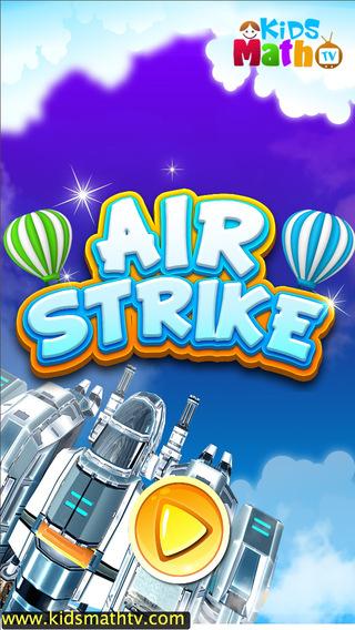 Air Strike Subtraction app