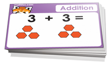1st grade addition card games for children in grade 1. PDF printable