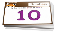 1st grade numbers card games for children in grade 1. PDF printable