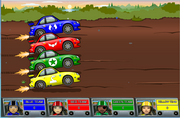 Expansions and fractorisations rally game