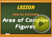 Area of Complex Figures hd1 video
