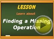 Finding Missing Operation video