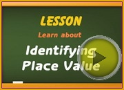 Identifying Place Value video