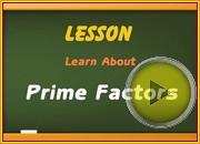 Prime Factors video