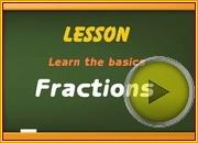 Fractions Basic video