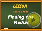Finding the Median video