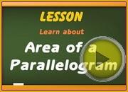 Area of Parallelogram video