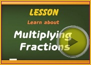 Multiplying Fractions video
