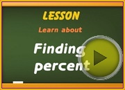 Finding Percent video