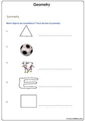 Geometry symmetry