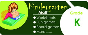 Kindergarten Math Activities, ppt games, tests, games, card and board games