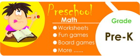 preschool math activities, board games, card games, ppt game, online games