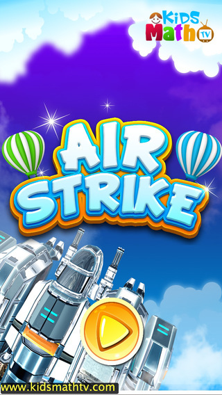 Air Strike Addition app