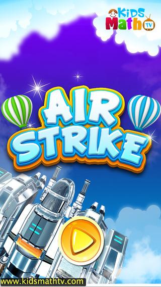 Air Strike Addition app