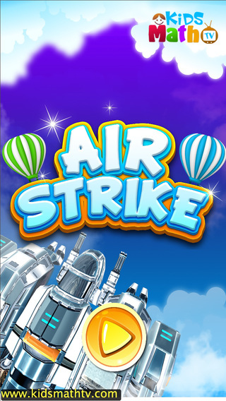 Air Strike Subtraction app