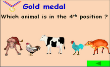 1st grade counting exercise - olympic jeopardy  powerpoint classroon game