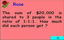 6th grade percentages and ratios PPT game - Olympic jeopardy PowerPoint math classroom game