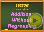 Addition without Regrouping video