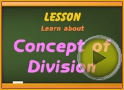 Concept of Division video