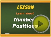 Number Positions video