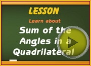 Sum of Angles in Quadrilateral video