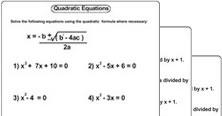 7th grade algebra worksheets
