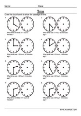 Time after specific time